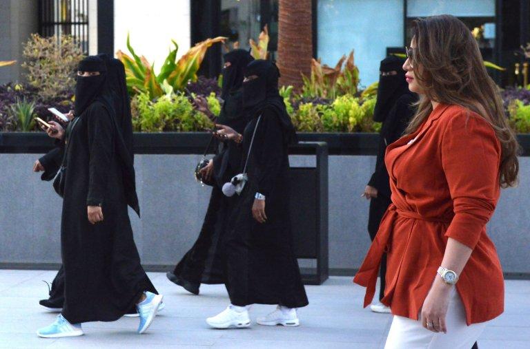 Mashael al-Jaloud in Riyadh.jpg