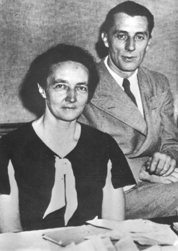 Irène Joliot-Curie and Frédéric Joliot.jpg