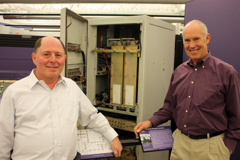 Charles Kline (L) & Bill Duvall (R).jpg