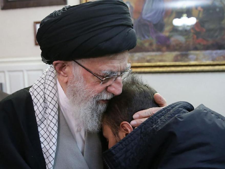 General Soleimani with Ayatollah Ali Khamenei.jpg