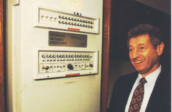 Kleinrock and the first IMP.jpg