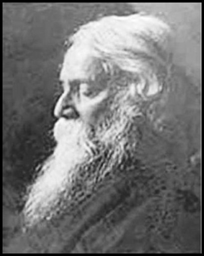 Tagore's photo clicked by Mussolini.jpg