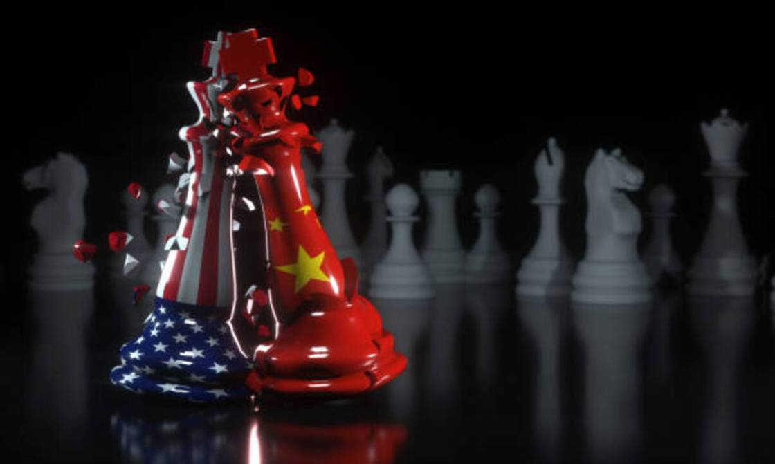 United States - Boundless Ocean Of Politics